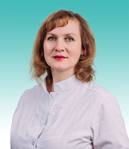 Боярчук Наталия Валентиновна