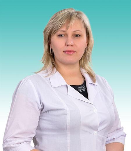 Гашкодер Ирина Валерьевна