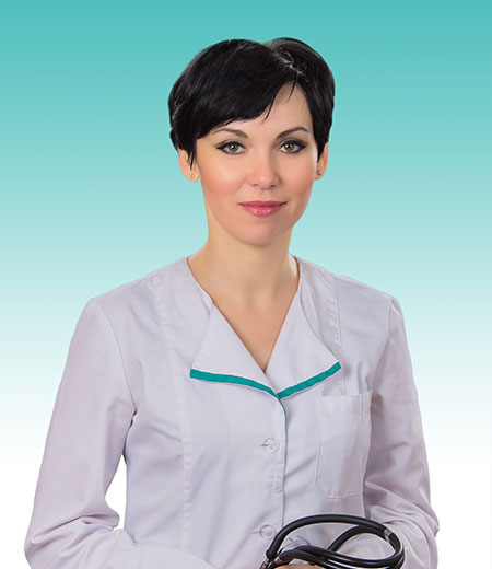 Герасимец Виктория Алексеевна