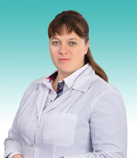 Хомяк Наталья Андреевна