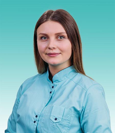 Курочка Анна Володимирівна