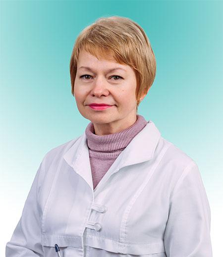 Маркова Наталія Анатоліївна