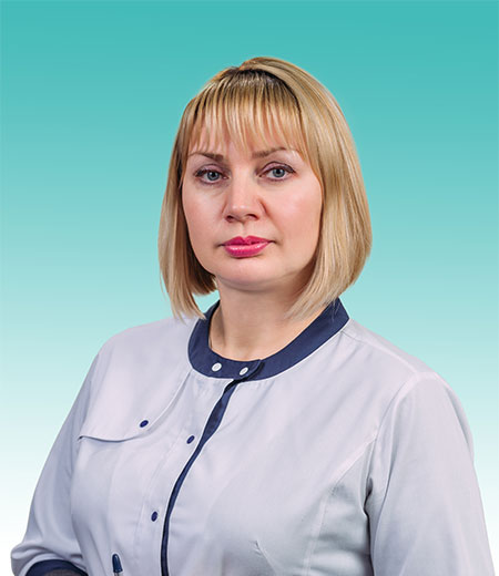 Никитина Елена Григорьевна