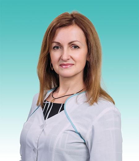 Ритикова Ольга Ивановна