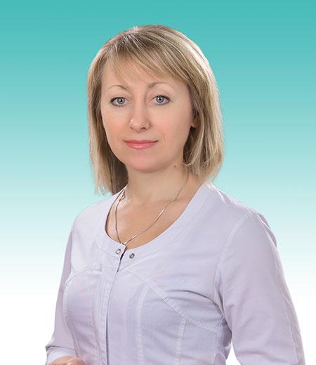 Романенко Наталія Олексіївна