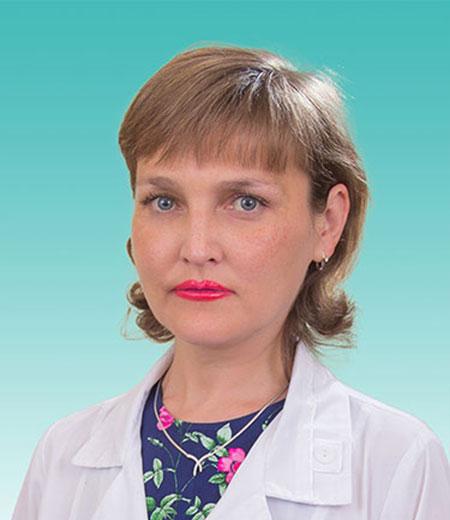 Соловйова Тетяна Валеріївна