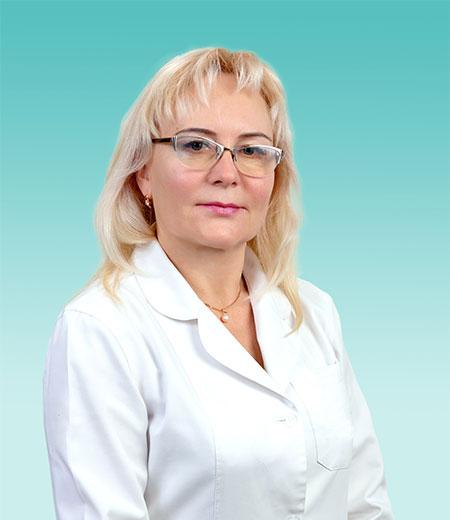 Стрельчук Вера Михайловна