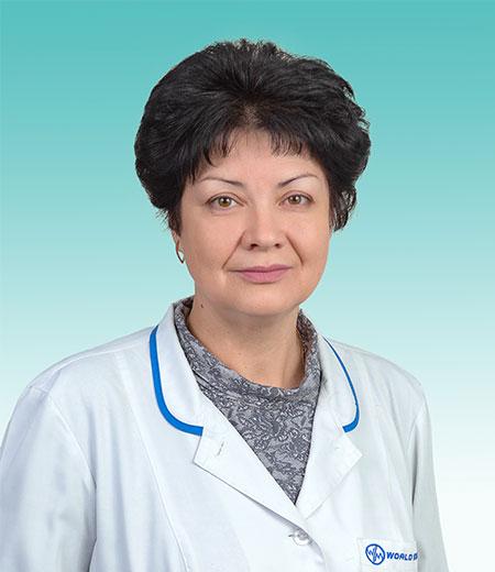 Томашевская Майя Леонидовна