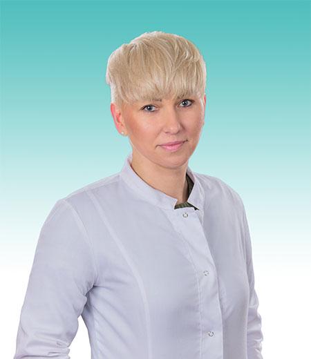 Великодная Марина Валерьевна