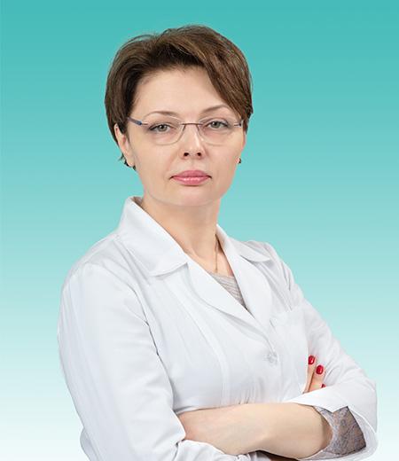 Нагорна Людмила Миколаївна