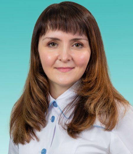 Серпенинова Виктория Викторовна