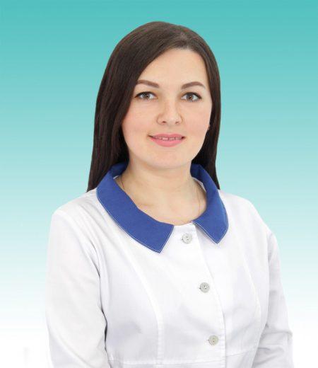 Манурина Олеся Михайловна