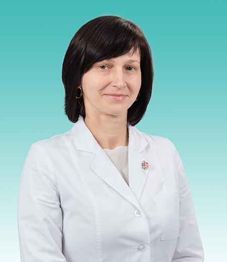 Гавриш Наталья Олеговна