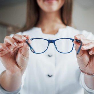 Правила подбора очков для зрения