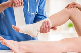 Реабілітація ортопедичних хворих