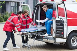 Transportation of patients across Ukraine